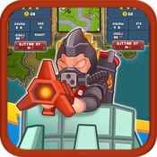 玩具防御 - 战士...
