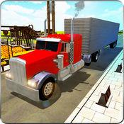 城市卡车责任司机3D模拟器 2