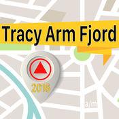 Tracy Arm Fjord 离线地图导航和指南 1