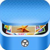私人照片保险箱 HD - 密码锁住私密照片 & 视频 + 文件夹管理 + wifi无线传输 + 私人相册