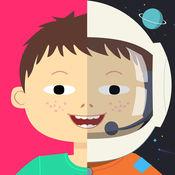 这是我的宇宙飞船——孩子们的火箭科学