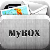 MyBOX - メールと画像をずっと保存 1.2.0