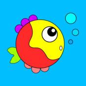 跳跳鱼 - 小鱼大冒险 1