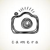 绘制图片相机