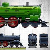 列车和铁路 2
