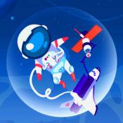 Spaceman Bubble Float - PRO -这个世界流行射手 1