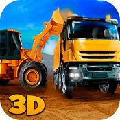 建筑城市卡车装载机游戏3D模拟器 1.1