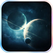 滤镜相机 - 星球 & 银河特效