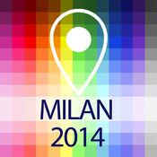 离线地图米兰 - 指南,景点和交通 1