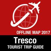 Tresco 旅游指南+离线地图