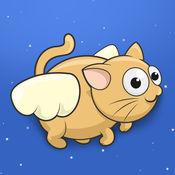 飞嬉皮猫 - 趣味儿童游戏 1