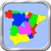 西班牙地图拼图 1.2