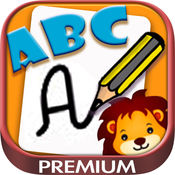 学写ABC - 手写对于幼儿3-6 - 高级 1