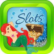 水族海洋角子机赌场 - 拉斯维加斯VIP会员 - 美人鱼和777海洋珍宝