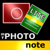 My Photo Note Lite - 相片与笔记 2.6
