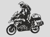摩托车贴纸包