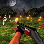 万圣夜瓶射击2k16枪射击3D比赛 1