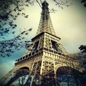 法国巴黎甜蜜之旅!埃菲尔铁塔拼图 1