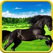 森林马跳3D免费 1