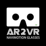 AR2VR導覽眼鏡(C...
