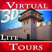 哈德良长城。在罗马帝国的最戒备森严的边界 - 哈德良长城 - 3D虚拟旅游及旅行指南银行东塔的 当前离线(精简版版)