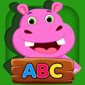 动物 儿童游戏 -...