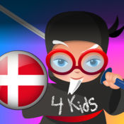 Professor Ninja Danish 为儿童 1