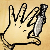 五个手指圆角 - 血淋淋的手 1.0.2