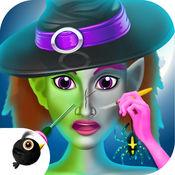 万圣节鼻子手术 - 关怀与医生游戏 1