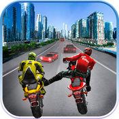 疯狂摩托车狂野...