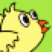 快乐的小鸟传单 - 玩最好的很酷的免费游戏 下载手机单主题