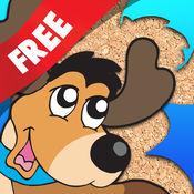 免费宠物拼图 3