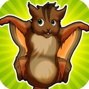 愉快的森林自由秋天 FREE -一台胡说的灰鼠滴下的模拟器 1