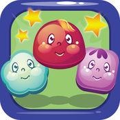 Happy Flick Saga - 益智游戏 - 赛四场比赛 1.0.0