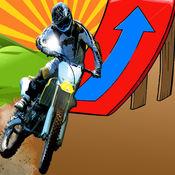 自由式越野摩托...