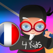 Professor Ninja French 为儿童 1