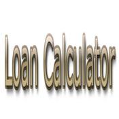 贷款计算器应用...
