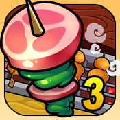 萌萌烧烤3- 不用网络流量的消磨打发时间游戏