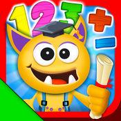 巴迪学校:适合儿童的数学教学游戏 3.2
