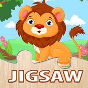 动物 难题 游戏 自由 拼图 拼图 对于 童装 1.0.1