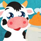 奶牛养成记卡通拼图游戏自由 1.2