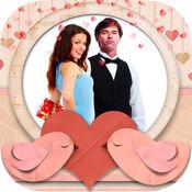 浪漫照片相框编辑处理剪辑 - 用来处理你和你爱的人的相片