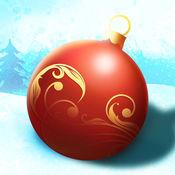 滚动圣诞球:树点缀的礼物令人难以置信的比赛 - 免费版 1