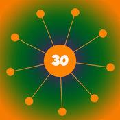 彩色球滚动转换 : 见缝插针休闲游戏挑战最百变的数字球球