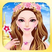 可爱公主时尚搭配-公主美妆换装养成游戏 1