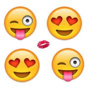 表情符号记忆游戏 - 对发现和培养与滑稽的表情你的大脑 1.