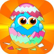 复活节彩蛋粉碎狂热 1.0.0