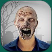 可怕的僵尸脸换 – 编辑图片和打开你自己成怪物在恐怖照片