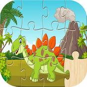 恐龙之谜:儿童恐龙拼图游戏 1.0.0