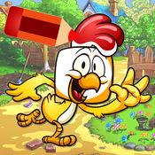 公雞雞小圖畫書 1
